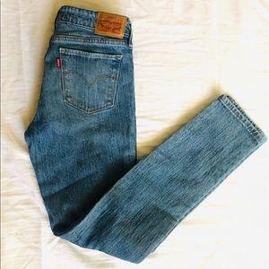 Levi's Skinny 711 Size 27